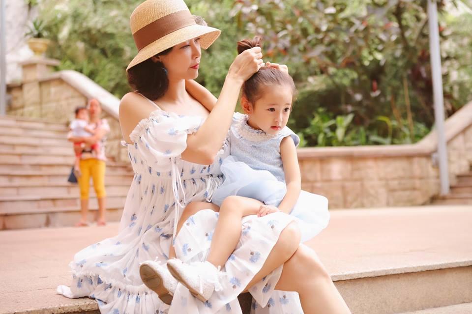 Ngẩn ngơ ngắm vẻ đẹp như thiên thần của con gái Hà Kiều Anh, được dự đoán là Hoa hậu tương lai - Ảnh 4