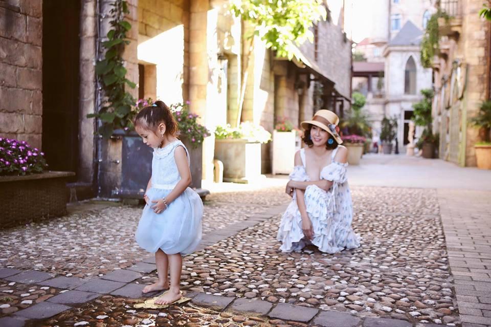 Ngẩn ngơ ngắm vẻ đẹp như thiên thần của con gái Hà Kiều Anh, được dự đoán là Hoa hậu tương lai - Ảnh 5