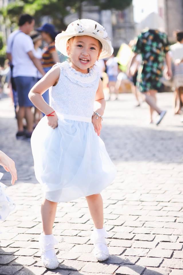 Ngẩn ngơ ngắm vẻ đẹp như thiên thần của con gái Hà Kiều Anh, được dự đoán là Hoa hậu tương lai - Ảnh 7