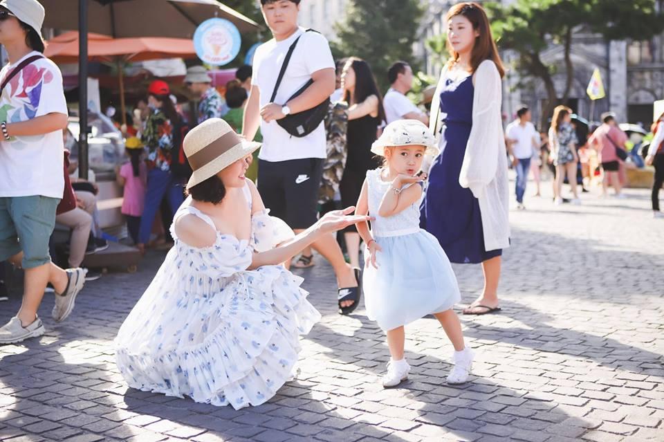 Ngẩn ngơ ngắm vẻ đẹp như thiên thần của con gái Hà Kiều Anh, được dự đoán là Hoa hậu tương lai - Ảnh 8