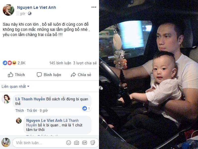 Trước nghi vấn ly hôn, bà xã Việt Anh lộ ảnh hẹn hò cùng người đàn ông lạ - Ảnh 3