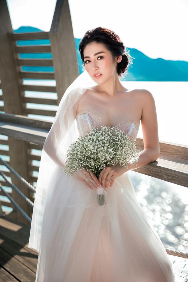 Bất chấp ồn ào với Văn Mai Hương, vợ chồng Á hậu Tú Anh tung ảnh hôn nhau đắm đuối trước thềm đám cưới - Ảnh 6
