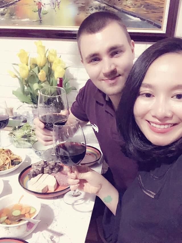 Sau 9 năm ly hôn, vợ cũ MC Thành Trung công khai tình cảm với bạn trai Tây - Ảnh 6
