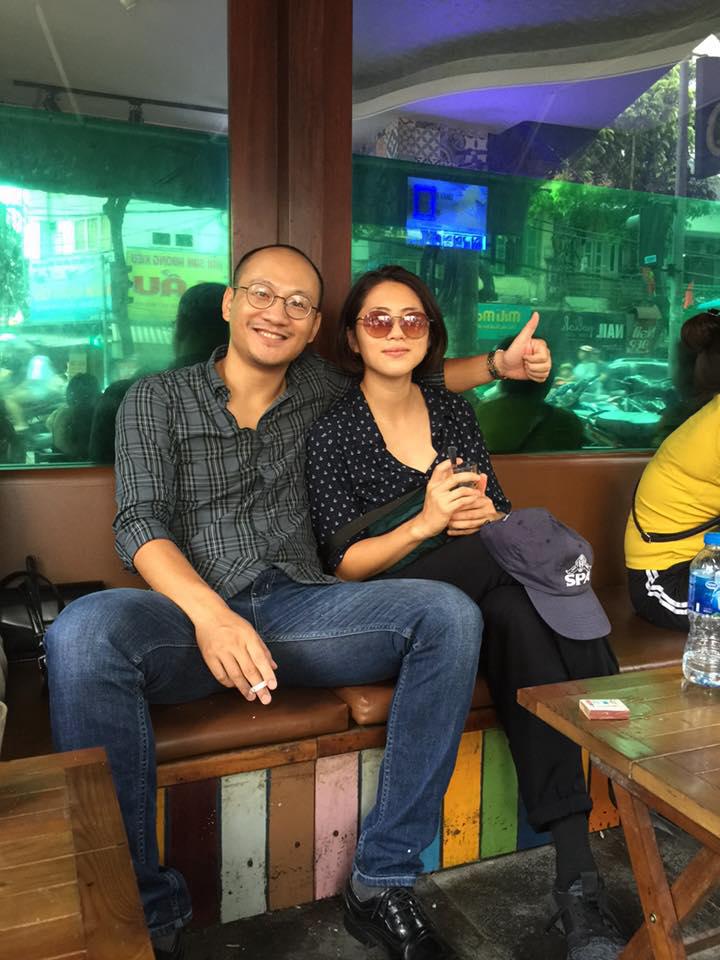 Hé lộ nhan sắc bà xã xinh như hotgirl của nhà báo Phan Đăng - Ảnh 3