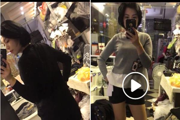Vợ Xuân Bắc về nhà bán bánh chưng, quần áo, thuốc giảm cân sau khi nghỉ dạy ở Trường Cao đẳng Nghệ thuật Hà Nội