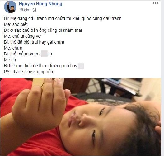Sau ồn ào nghỉ dạy tại trường CĐ Nghệ thuật, vợ Xuân Bắc bất ngờ báo tin mang thai lần 3 - Ảnh 2