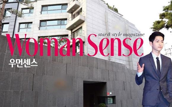 Khối tài sản của Song Joong Ki - Song Hye Kyo thay đổi ra sao nếu về chung một nhà? - Ảnh 10