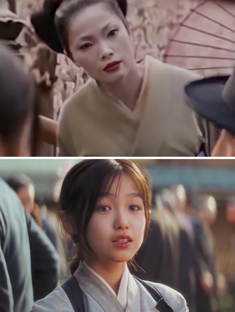 Siêu mẫu gốc Việt từng là bạn diễn của Chương Tử Di: Từ cô bé tự ti đến nàng mẫu tỏa sáng rực rỡ tại show Chanel - Ảnh 2