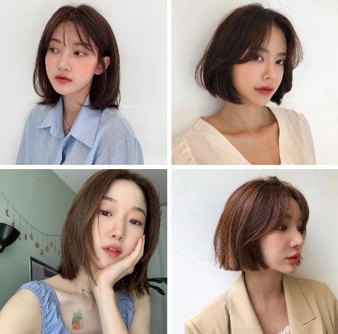 Để 5 kiểu tóc này thì chị em rất nên nhuộm nâu cho trẻ trung, sang chảnh hơn nữa - Ảnh 2