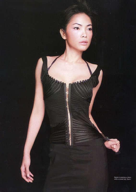 Siêu mẫu gốc Việt từng là bạn diễn của Chương Tử Di: Từ cô bé tự ti đến nàng mẫu tỏa sáng rực rỡ tại show Chanel - Ảnh 5