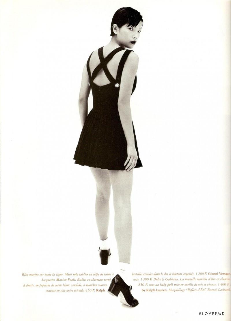 Siêu mẫu gốc Việt từng là bạn diễn của Chương Tử Di: Từ cô bé tự ti đến nàng mẫu tỏa sáng rực rỡ tại show Chanel - Ảnh 13