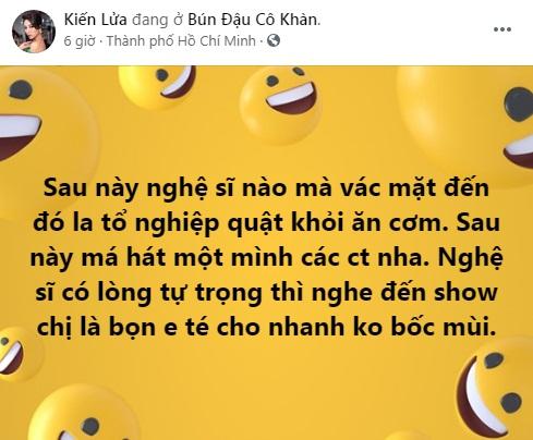 Trang Trần đáp trả 'lệnh cấm' của bà Phương Hằng: 'Việt Nam có cả ngàn khu du lịch, không phải mình chị mà phải cấm đoán' - Ảnh 3