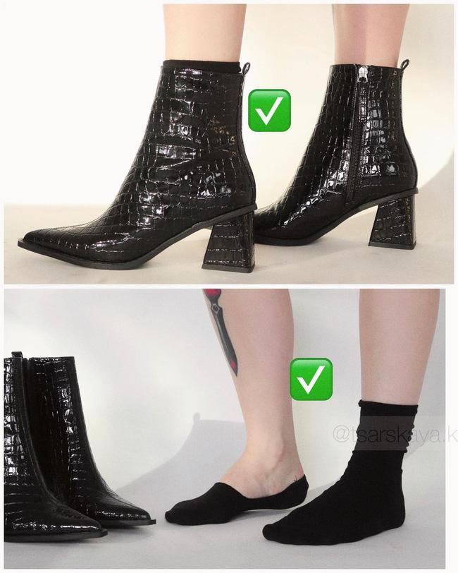 Một lỗi sai khi đi giày/sandals mà nhiều chị em không để ý, nhưng lại khiến trang phục kém sang trầm trọng - Ảnh 8