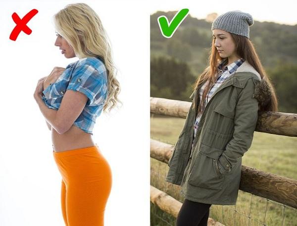 9 sai lầm phổ biến chị em thường mắc phải khi mặc quần legging - Ảnh 4