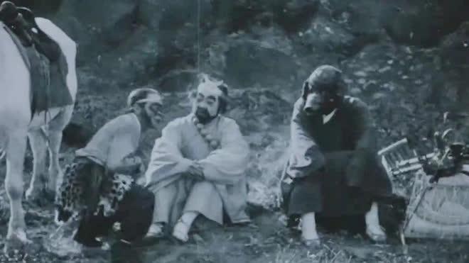 Tây Du Ký bản kinh dị 94 năm trước khiến fan Việt hoảng loạn: Thầy trò Đường Tăng 'xấu' hơn yêu quái, bị cấm chiếu chỉ sau 1 tập? - Ảnh 6