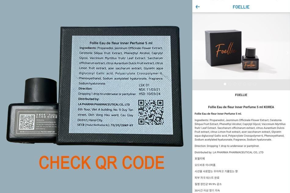 [Review]  Thương hiệu nước hoa Foellie: Mùi hương, cách dùng, đánh giá người dùng - Ảnh 4