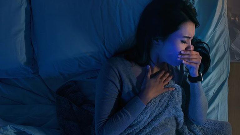 Những dấu hiệu gặp phải vào ban đêm cảnh báo phổi của bạn đang có vấn đề nghiêm trọng, hãy nên đến bác sĩ kiểm tra ngay kẻo muộn- - Ảnh 1