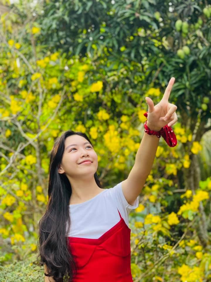 Các sao Việt có con gái xinh 'như hoa như ngọc', dự đoán sẽ trở thành những 'nàng hậu' Vbiz - Ảnh 1