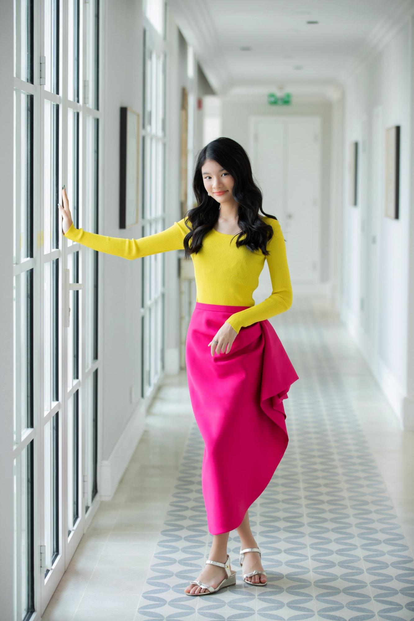 Các sao Việt có con gái xinh 'như hoa như ngọc', dự đoán sẽ trở thành những 'nàng hậu' Vbiz - Ảnh 4