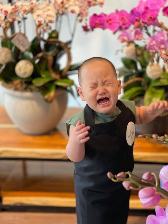 Hội nhóc tỳ đang 'phá đảo Vbiz': Bé Bo hot rần rần vượt cả mẹ, Winnie nhà Đông Nhi vừa chào đời đã lập kỷ lục đáng gờm - Ảnh 11