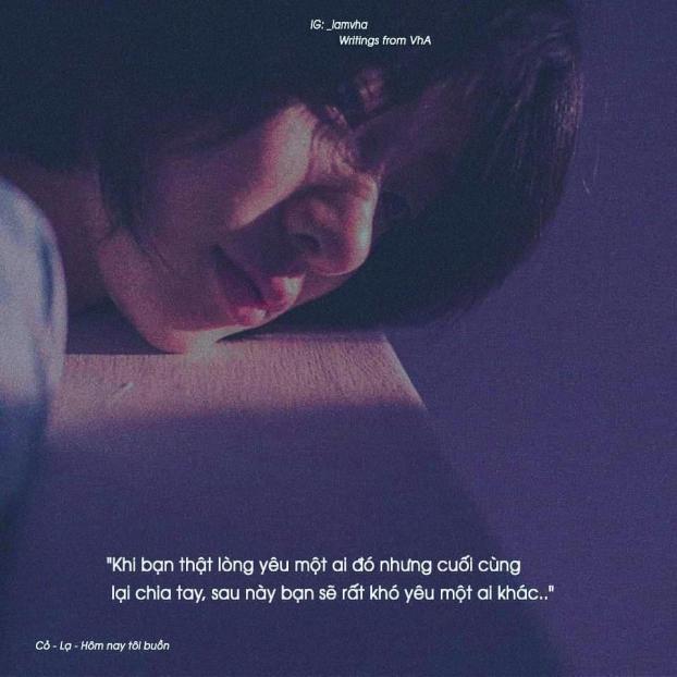 17 câu quotes tâm trạng về tình yêu hay nhất, đọc mà thấm thía - Ảnh 15