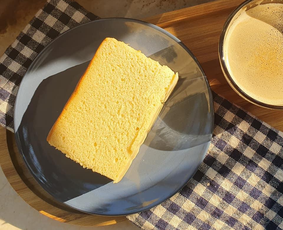 Bánh bông lan phomai Đài Loan Castella: Phiên bản 'con nhà nghèo' dành cho chị em thích ăn mà không sợ béo - Ảnh 2