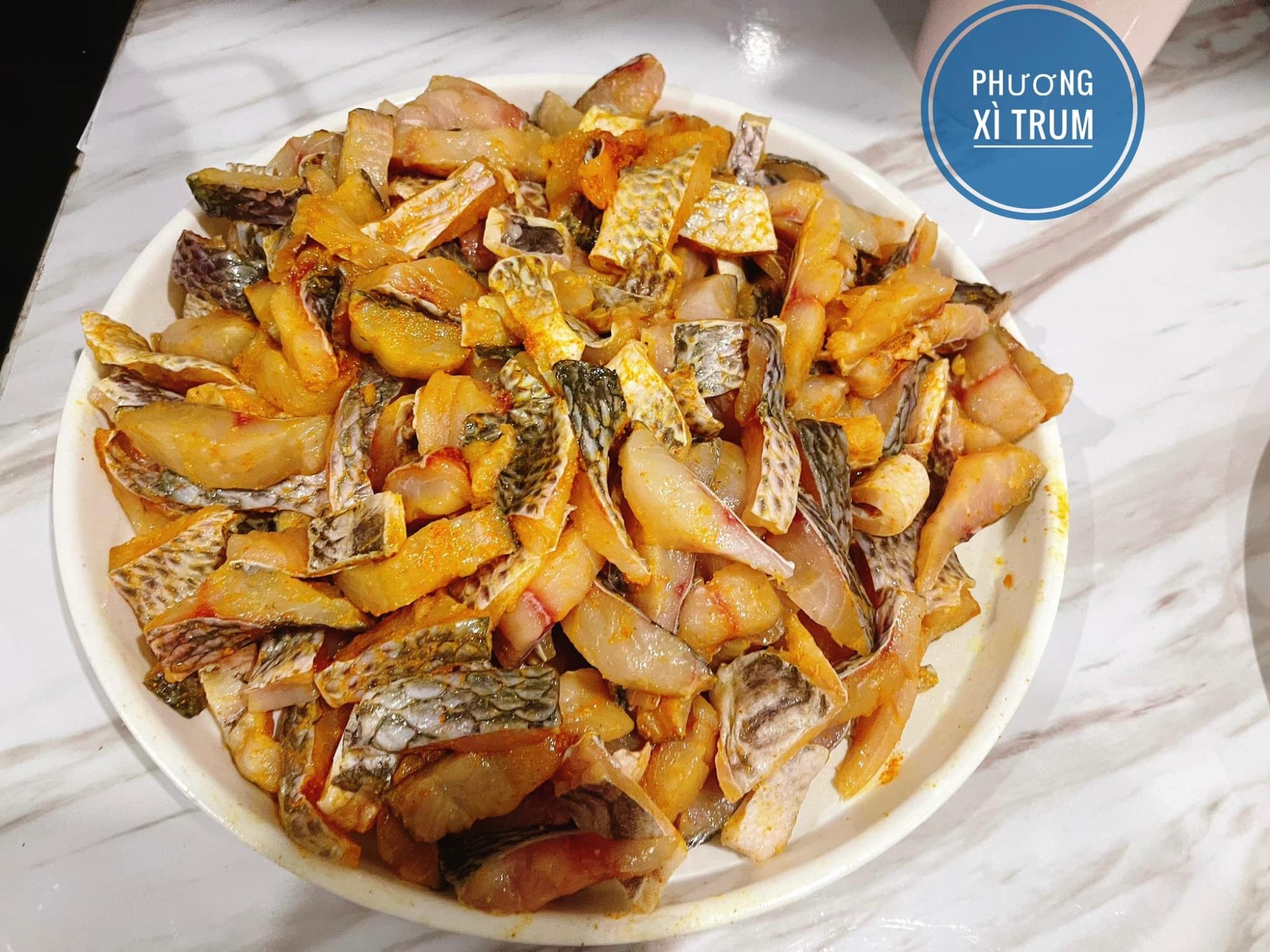 'Lăn vào bếp' làm bún cá rô dễ mà ngon cả nhà đều mê, công thức lại nhanh-gọn-nhẹ ai làm cũng thành công - Ảnh 4