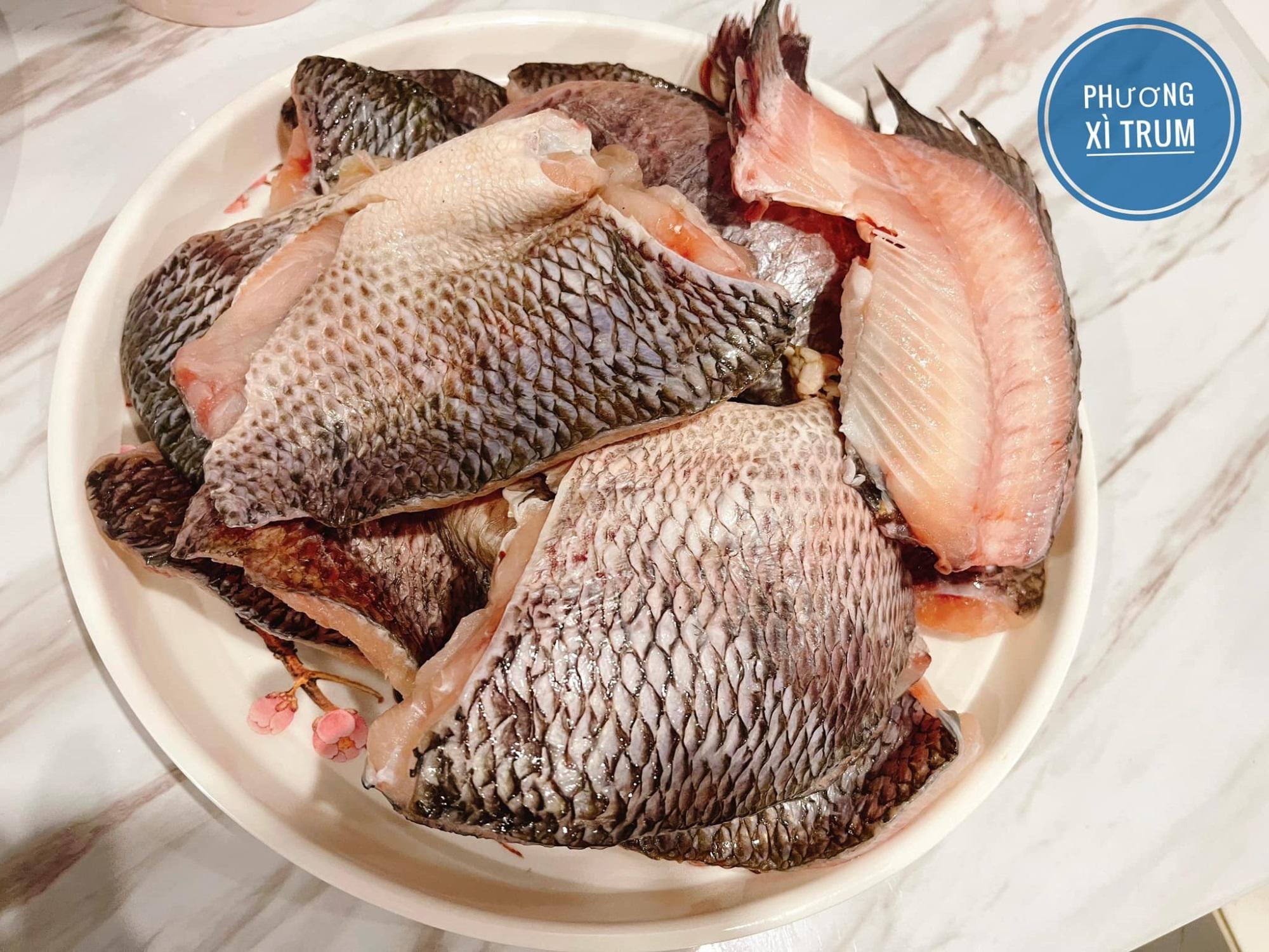 'Lăn vào bếp' làm bún cá rô dễ mà ngon cả nhà đều mê, công thức lại nhanh-gọn-nhẹ ai làm cũng thành công - Ảnh 3