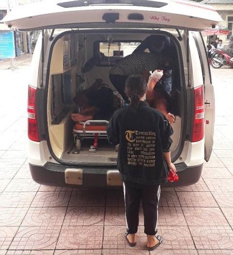 Án mạng ở Hà Tĩnh: Vợ đang dọn cơm bỗng bị chồng chém tới tấp, con gái hốt hoảng vào cứu mẹ cũng nhận bi kịch - Ảnh 1