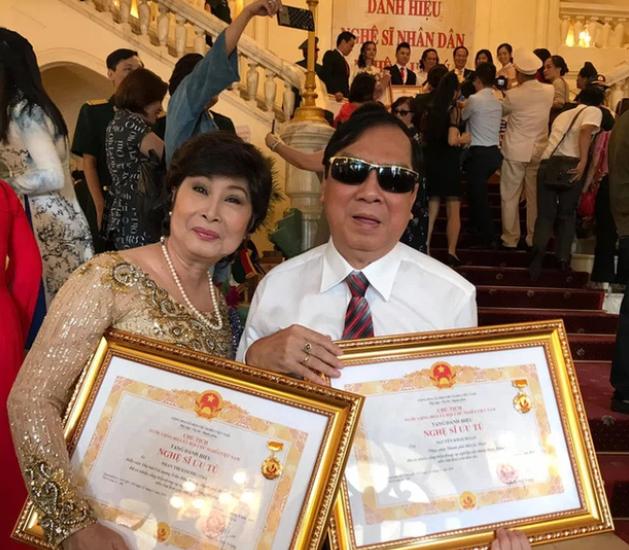 Chưa đầy 24 giờ, làng giải trí Việt tiễn biệt hai nghệ sĩ qua đời vì Covid-19 - Ảnh 2