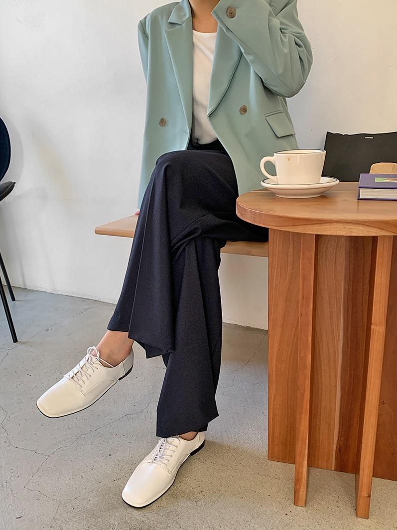 5 mẫu giày dép gái Hàn đang chuộng mix với quần âu để sang chảnh hóa cả set đồ công sở - Ảnh 14