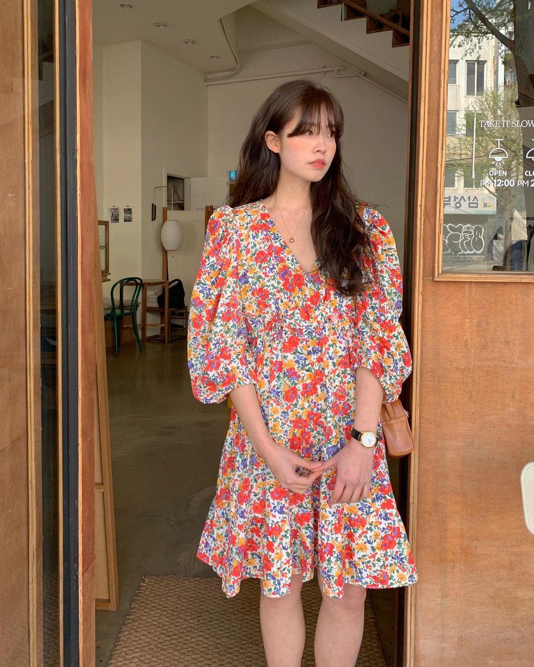3 mẫu váy trẻ trung và ăn ảnh hơn cả váy trắng, ngắm là muốn 'hốt' trọn về nhà - Ảnh 9