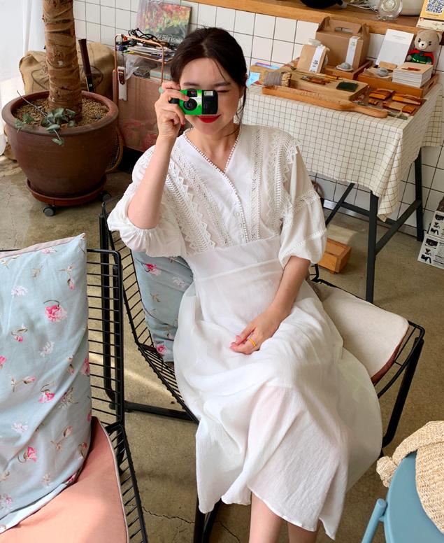 Diện váy trắng là trẻ xinh nhất, nhưng nhìn bộ váy mà Yoona diện thì nên suy nghĩ lại - Ảnh 7
