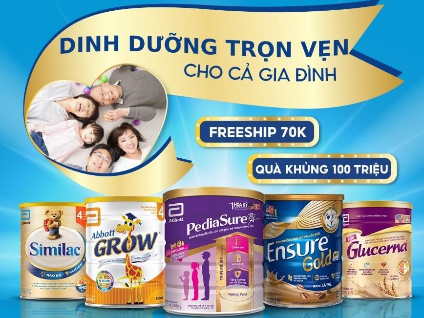 """Khởi động chiến dịch """"Dinh dưỡng trọn vẹn cho cả gia đình"""" tại Việt Nam - Ảnh 1"""