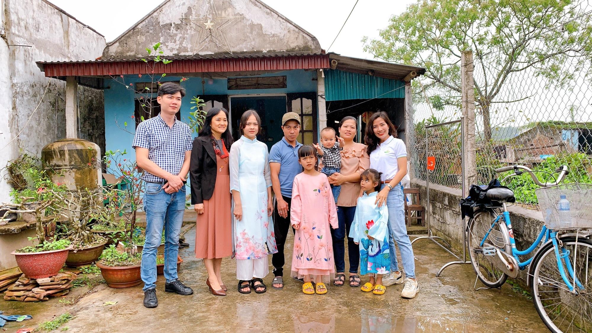 Vinamilk cùng Cặp lá yêu thương tiếp sức đến trường cho trẻ em tỉnh Ninh Bình - Ảnh 3
