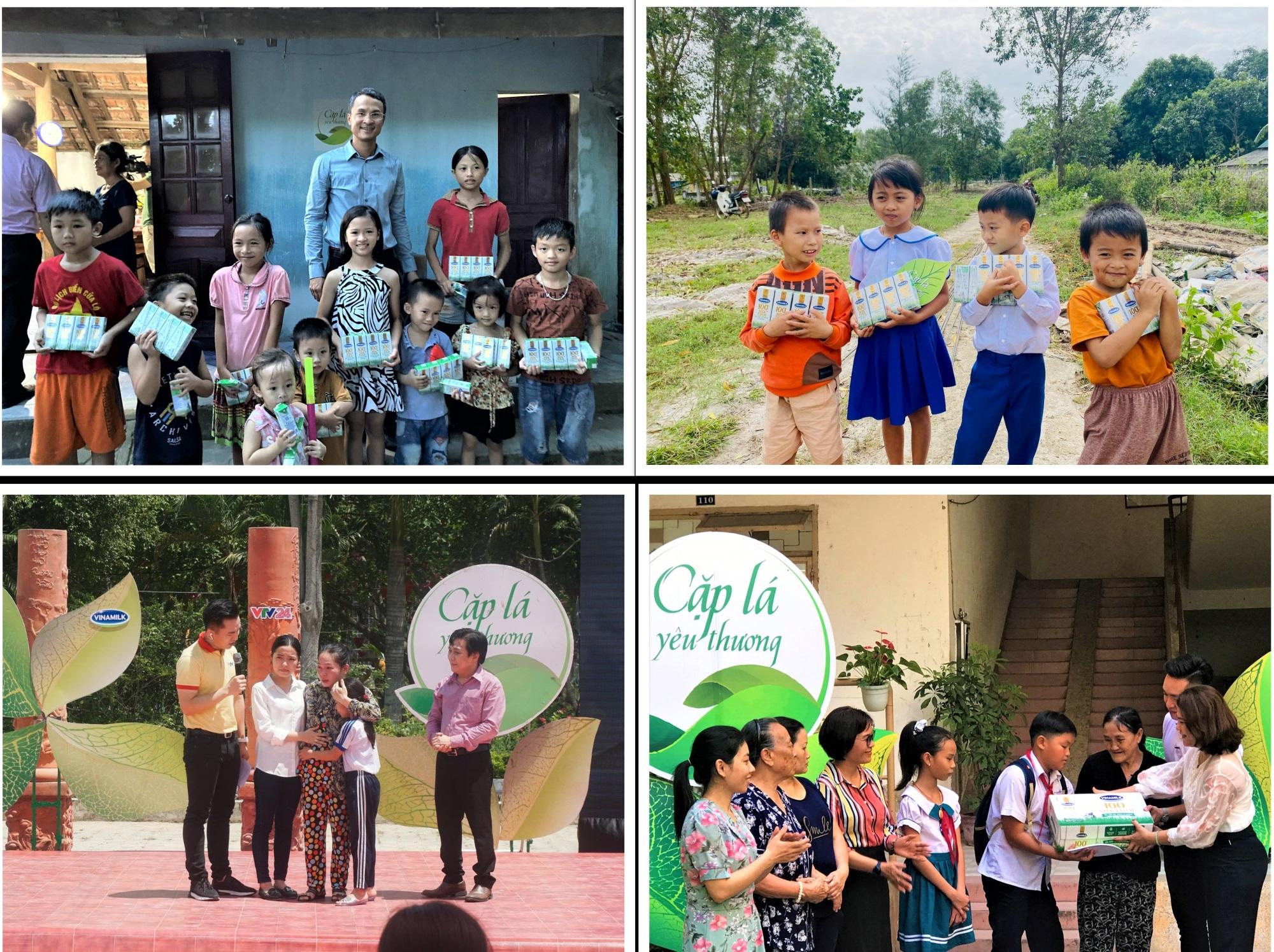 Vinamilk cùng Cặp lá yêu thương tiếp sức đến trường cho trẻ em tỉnh Ninh Bình - Ảnh 5