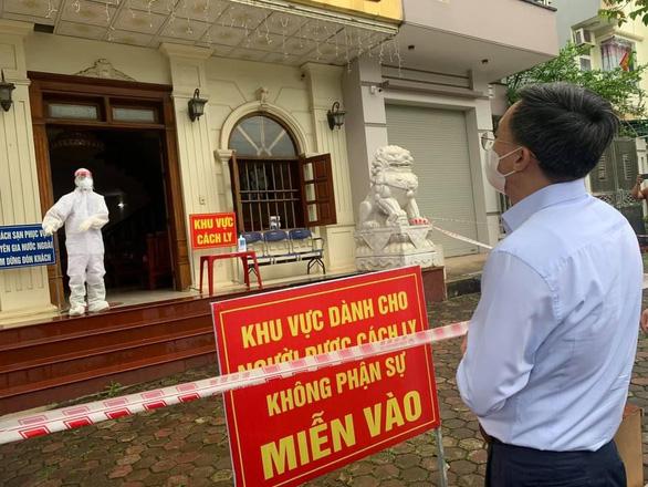 Sáng 3/5, Hà Nam ghi nhận thêm 2 ca dương tính SARS-CoV-2 mới tại ổ dịch huyện Lý Nhân