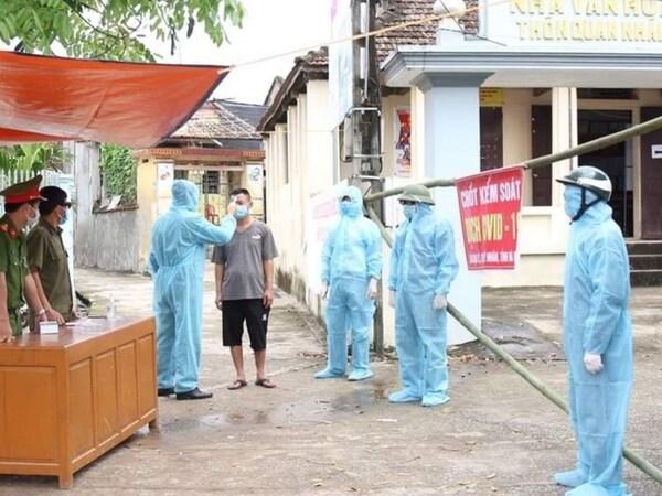 Sáng 21/6: Thêm 47 ca mắc COVID-19, Việt Nam có tổng cộng 13.258 bệnh nhân