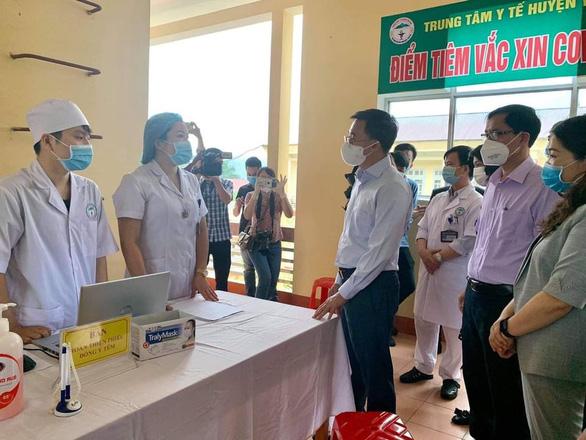 Cơ quan y tế khẩn tìm người đi trên xe khách Hà Nội - Yên Bái