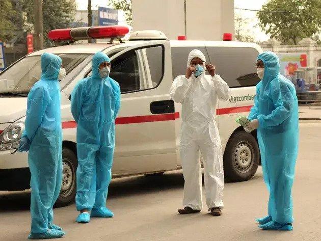 NÓNG: Hà Nội phát hiện thêm 6 ca dương tính Covid-19 tại Ba Đình, Ba Vì, Phúc Thọ, Thanh Oai...