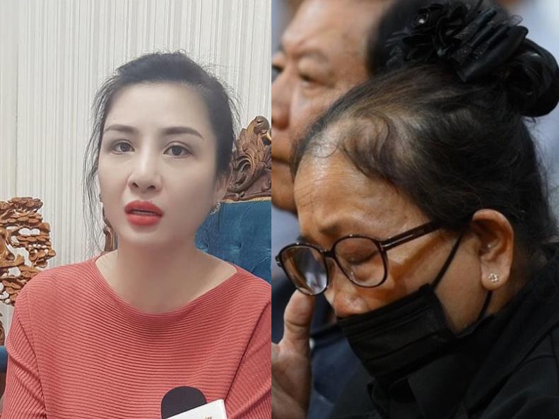 Sau vụ Ái Vân cầu cứu, mẹ ruột cố NS Vân Quang Long trải lòng: 'Tôi vốn là nhà giáo công chức trí thức nên chỉ biết trông chờ và tin tưởng ở pháp luật'