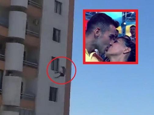 Sắp kết hôn, người đàn ông tàn độc đột nhiên ném vợ sắp cưới qua ban công tầng 12, hành động sau đó càng khiến người khác 'lạnh xương sống'