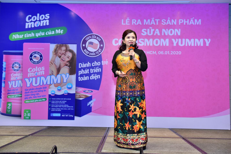 Sữa non Colosmom Yummy: hỗ trợ dinh dưỡng chuyên sâu phù hợp với cơ địa trẻ em Việt Nam - Ảnh 5