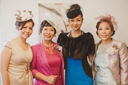 Bà Thanh Thanh - mẹ chồng Hoa hậu Jennifer Phạm