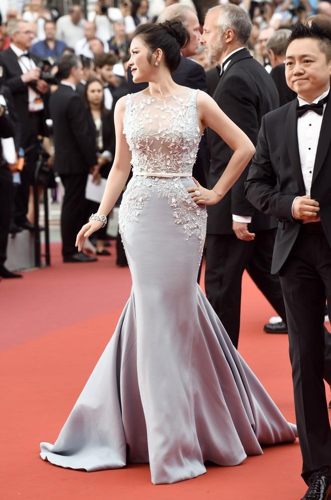 Lý Nhã Kỳ, Vũ Ngọc Anh đăng đàn trước tin 'đá đểu', trộm vé ở Cannes - Ảnh 1