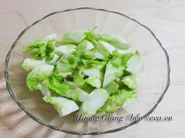 Rau mầm đá muối chua cay ngọt dễ ăn ngày Tết - Ảnh 2