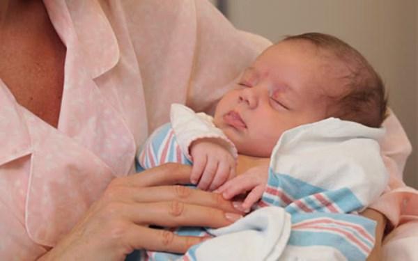 vài giờ sau sinh con vì băng huyết khiến ai cũng xót xa - Ảnh 2