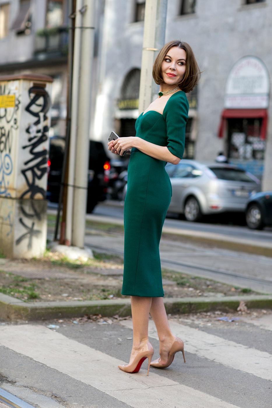 Phong cách thời trang đường phố tại Milan - Ảnh 6