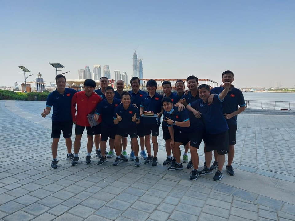Bên lề World Cup 2022 Châu Á: Choáng toàn tập với điểm 'đóng quân' xa hoa bậc nhất của tuyển Việt Nam tại Dubai - Ảnh 14