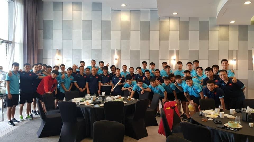 Bên lề World Cup 2022 Châu Á: Choáng toàn tập với điểm 'đóng quân' xa hoa bậc nhất của tuyển Việt Nam tại Dubai - Ảnh 15
